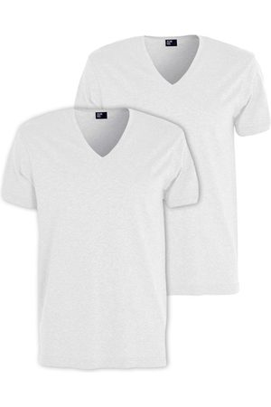 Alan Red T-shirt met stretch 6681.2/01