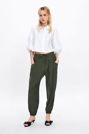 Zara Pyjamabroek met zakken