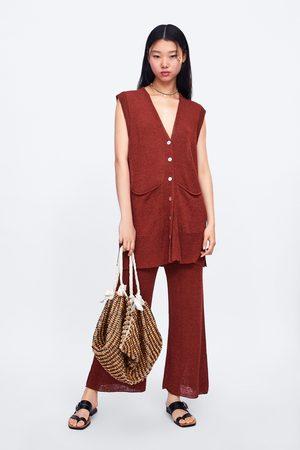 Zara Dames Culottes - Tricot culotte-broek