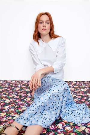 Zara Rok met bloemetjesprint