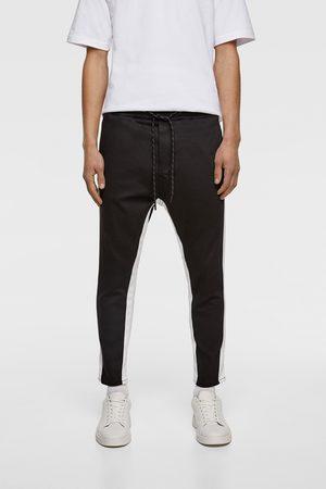 Joggingbroek Denim Heren.Zara Heren Broeken Jeans Kleding Nl Vergelijk Koop