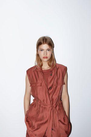 Zara Gilet met zakken
