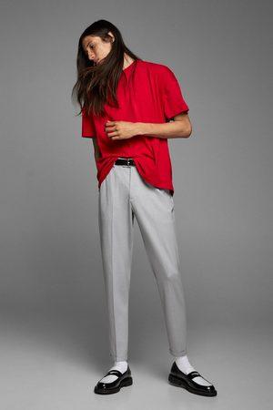 Zara Comfortabele kostuumbroek 'knit 4 ways