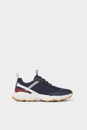 Zara Stoffen sneakers