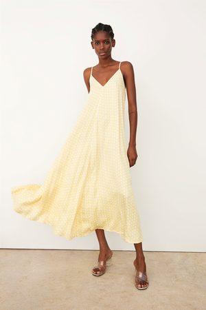 Zara Dames Geprinte jurken - Jurk met print