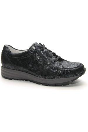 Waldläufer Dames Sneakers - Waldläufer 674018 wijdte K