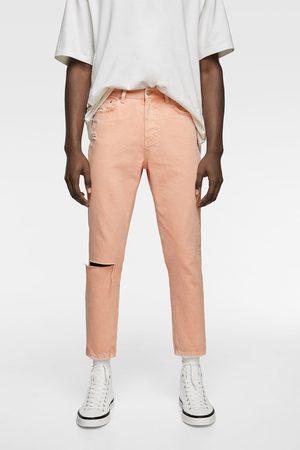 Zara Slim color jeans