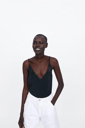 Zara Body met kant