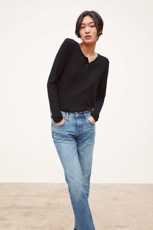 Zara Jeans zw premium cigarette sunset blue