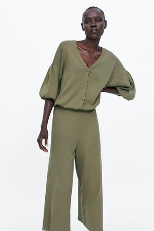 Zara Culotte-jumpsuit