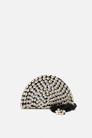 Zara Handtas met schelpen