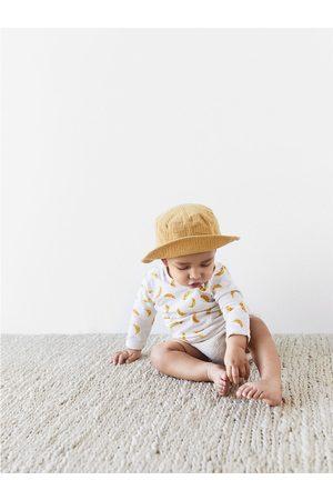 Zara Baby Mutsen - Getextureerde muts met koordjes
