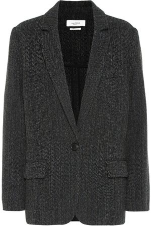 Isabel Marant, Étoile Charly herringbone wool jacket