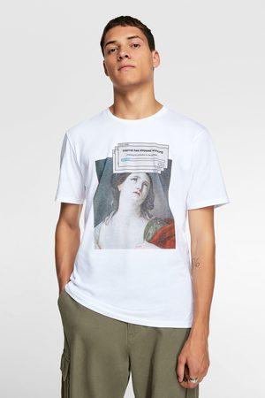 Zara T-shirt meme prado