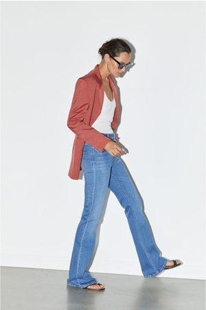 Zara Jeans zw premium skinny flare