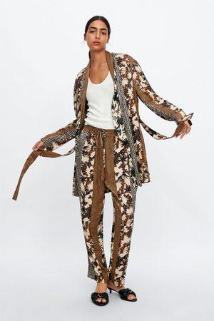 Welp Goedkope Zara dames Broeken & Jeans in de Uitverkoop / Sale YP-38