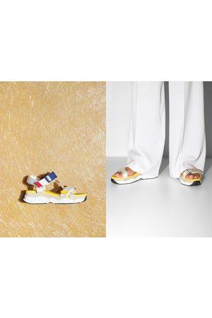 Zara Sportieve platte sandalen in diverse kleuren