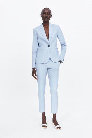 Zara Gedetailleerde blazer