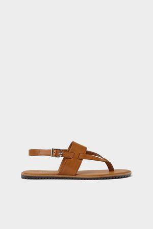 Zara Heren Sandalen - Gekruiste sandalen