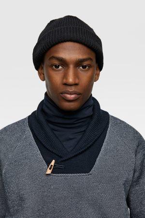 Zara Heren Sweaters - Gestructureerd sweatshirt met knoop