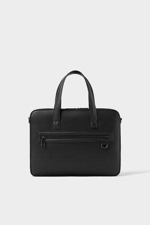 Zara Heren Laptop- & Businesstassen - Slanke basic aktetas in het