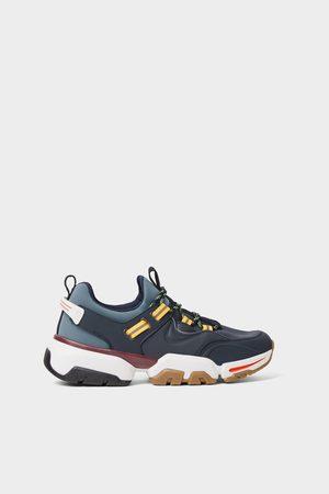 Zara Veelkleurige sneakers