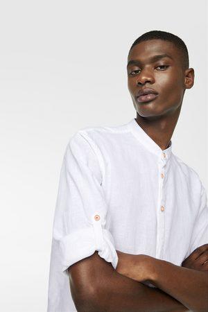 Zara Combi-overhemd met mouwophouder