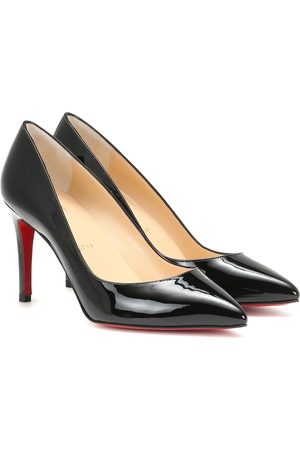 Christian Louboutin Dames Pumps - Pigalle Follies 85 leather pumps