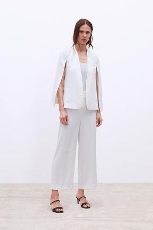 Zara Dames Poncho's & Capes - Cape met splitten