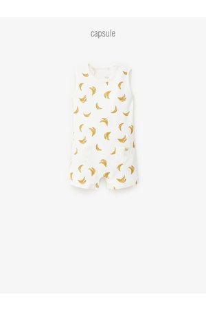 Zara Pyjama met bananen