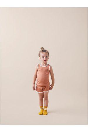 Zara Baby Pyjama's - Pyjama met label en rib