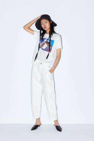 Zara T-shirt met aladin © disney