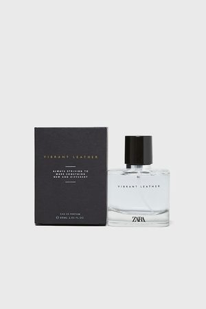 Zara Heren Parfum - Vibrant leather 60 ml