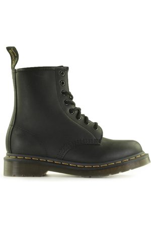 Dr. Martens 1460 Pascal Greasy Black