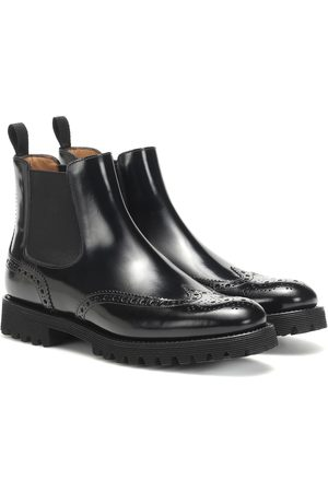 Church's Dames Enkellaarzen - Leather Chelsea ankle boots