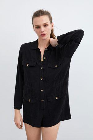 Zara Jumpsuit with pockets