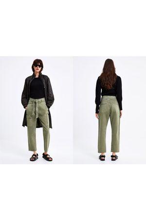 Zara Jeans z1975 met ceintuur