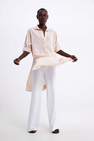 Zara Lang overhemd