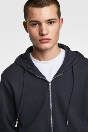 Zara Sweatshirt met capuchon