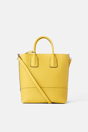 Zara Shopper met binnenvak