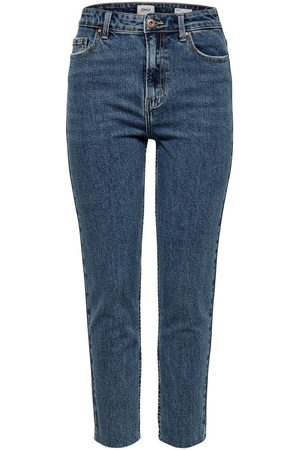 Only Onlemily High Waist Straight Fit Jeans Dames