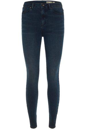 Vero Moda Vmsophia High Waist Skinny Jeans Dames Black; Blue