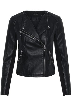 Vero Moda Dames Jacks - Leatherlook Jas Dames