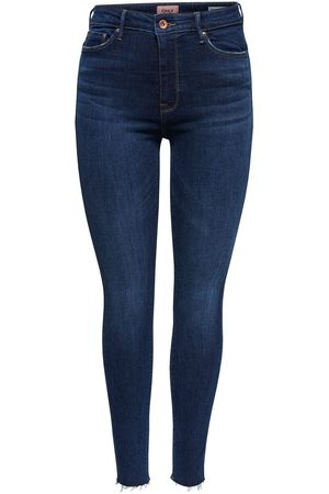 Only Onlpaola High Waist Skinny Jeans Dames