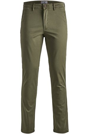 Jack & Jones Marco Bowie Sa Olive Night Slim Fit Chino Heren Green