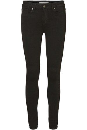 Vero Moda Vmlux Normal Waist Slim Fit Jeans Dames