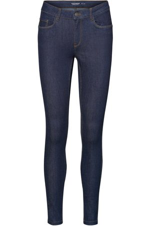 Vero Moda Dames Slim - Vmseven Normal Waist Slim Fit Jeans Dames