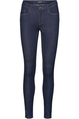 Vero Moda Dames Slim - Vmseven Normal Waist Slim Fit Jeans Dames