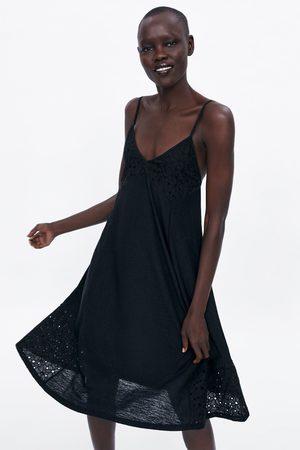 Zara Dames Jurken - Gecombineerde jurk