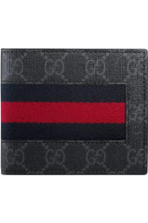 Gucci Heren Portemonnees - GG Supreme Web wallet
